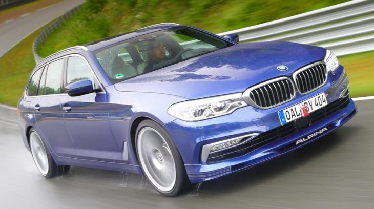 ALPINA B5 Bi Turbo 1 730x408 at 2018 Alpina B5 Bi Turbo Priced from £89,000 in the UK