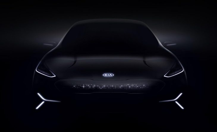 All Electric Kia Concept 1 730x446 at New Kia EV Concept Teased for CES 2018