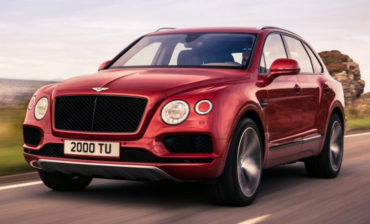 Bentayga V8 1 730x442 at 2018 Bentley Bentayga V8 Announced with 550 PS