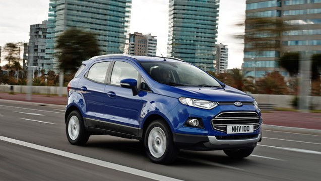 BlobServer at Explaining the Variants of Ford Ecosport