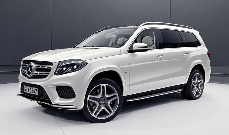 Mercedes benz gls grand edition announced for usa for Largest mercedes benz dealer in usa