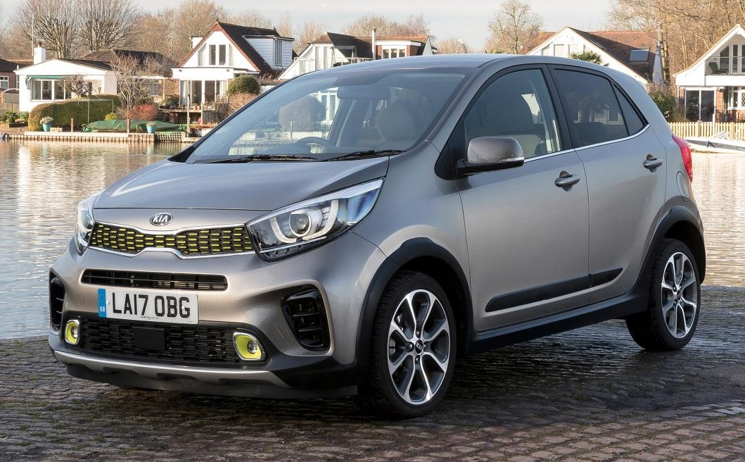 2018 kia picanto x line uk pricing and specs. Black Bedroom Furniture Sets. Home Design Ideas