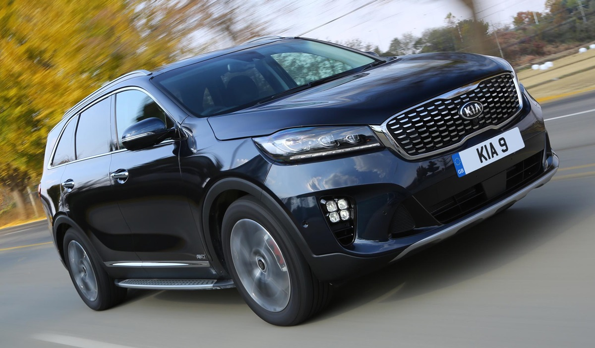 2018 kia sorento uk pricing and specs. Black Bedroom Furniture Sets. Home Design Ideas