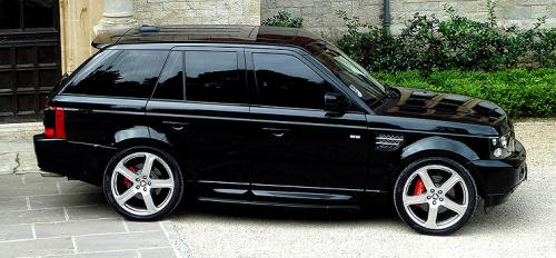 Tuning Range Rover Sport By Revere London