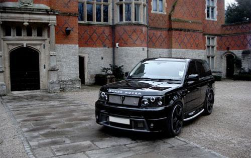 revere london range rover 2 at Tuning: Range Rover Sport by Revere London