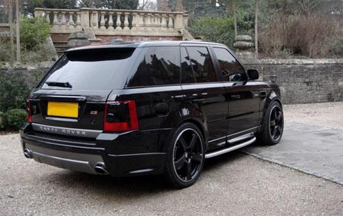 revere london range rover 3 at Tuning: Range Rover Sport by Revere London