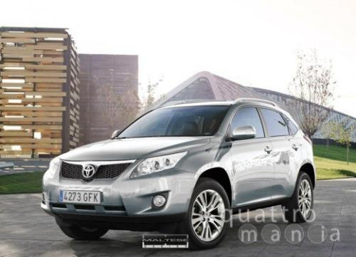 Toyota RAV4 is a very important car. It is hugely popular specially in far