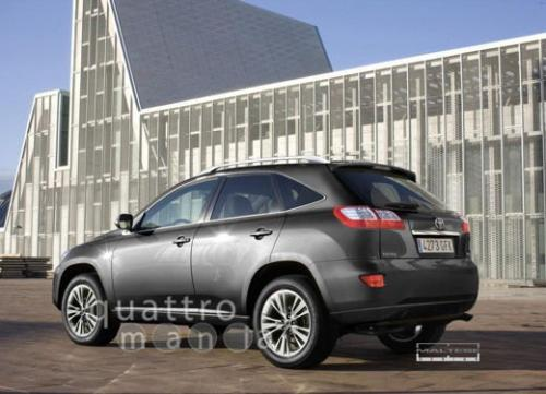 The new Toyota RAV4 will come in 2010.