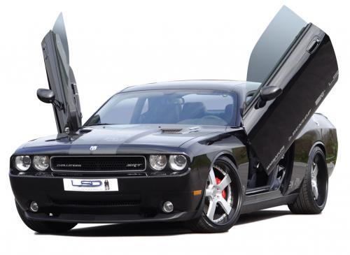 KW modifies Dodge Challenger KW Dodge Challenger 2