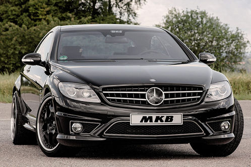mercedes cls amg 2010. MKB Mercedes CL65 AMG with
