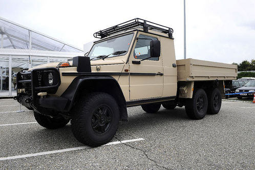 mercedes g class 6x6 for australian army. Black Bedroom Furniture Sets. Home Design Ideas