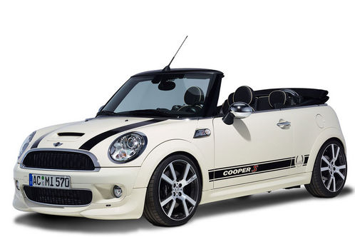 Mini countryman s tuning