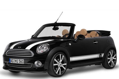 mini cooper s cabrio tuning by ac schnitzer. Black Bedroom Furniture Sets. Home Design Ideas