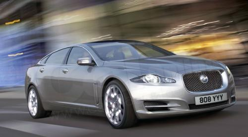 Jaguar Xj 2010 White. new 2010 Jaguar XJ saloon!