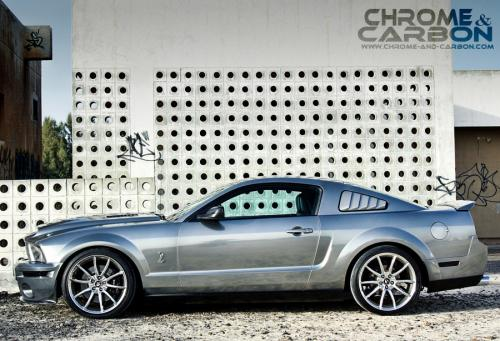 super snake dubai 4 at Chrome & Carbon Shelby GT500 SuperSnake