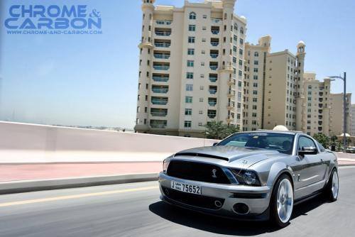 super snake dubai 6 at Chrome & Carbon Shelby GT500 SuperSnake