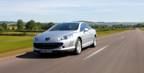 2010 peugeot 407 coupe with two new diesel engines. Black Bedroom Furniture Sets. Home Design Ideas