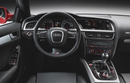 2010 Audi A5 Sportback will go on sale in Europe next year starting from