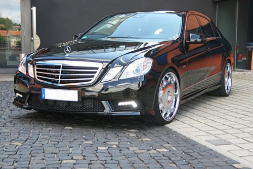 Mercedes Benz E350 CDI by CDC International CDC Eclass