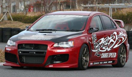 ChargeSpeed CZ4A EvolutionX 1.thumbnail1 at ChargeSpeed CZ4A Mitsubishi Lancer Evolution X