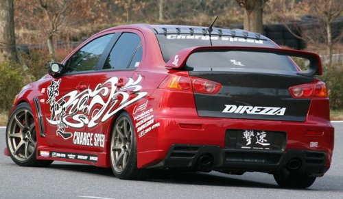 ChargeSpeed CZ4A EvolutionX 2.thumbnail1 at ChargeSpeed CZ4A Mitsubishi Lancer Evolution X