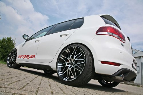 Tuning: Golf GTI MK6 by MR CarDesign MR CarDesign Volkswagen Golf VI GTI 3.