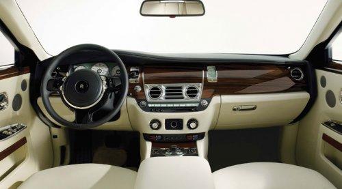 2010 Rolls Royce Ghost Price. source: Rolls Royce