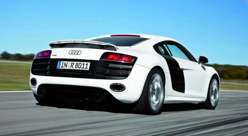 2010 audi r8 v10 pricing announced. Black Bedroom Furniture Sets. Home Design Ideas
