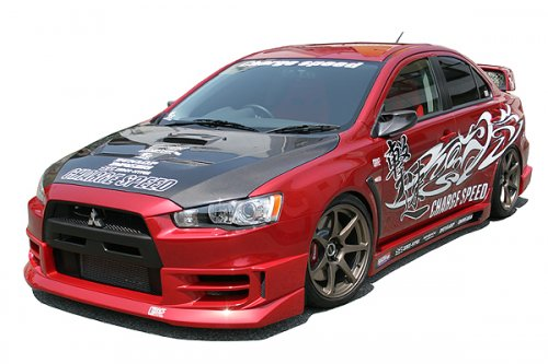 chargespeed EvoX 1.thumbnail1 at ChargeSpeed CZ4A Mitsubishi Lancer Evolution X