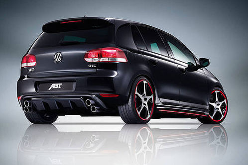 VW Golf GTI Mk6 By Abt Sportline