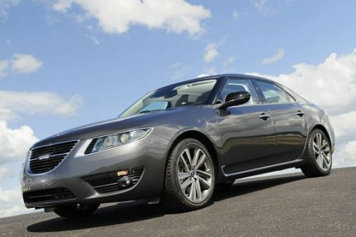 2010 Saab 9 5 Official Pictures