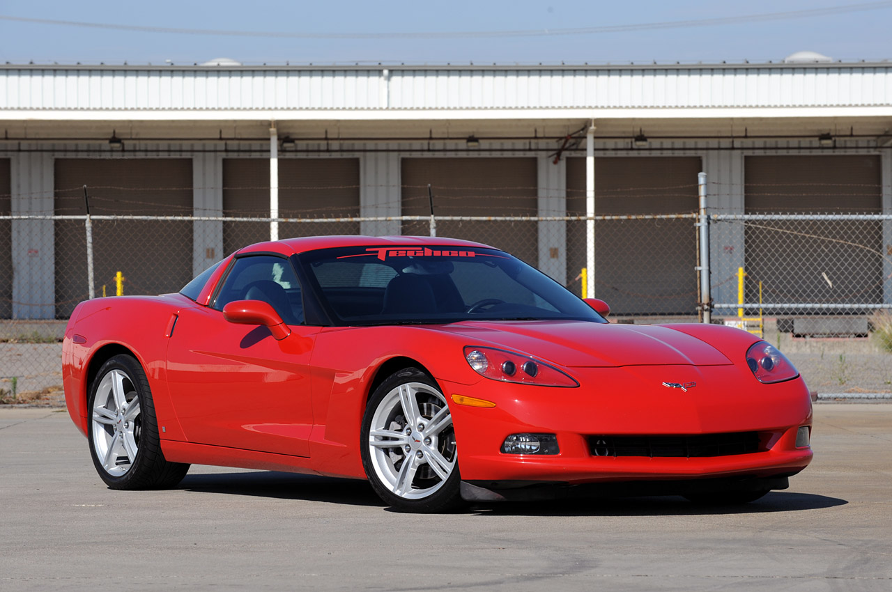 for the Corvette C6 which