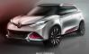 MG CS Concept Announced for Shanghai