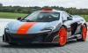 Bespoke McLaren 675LT MSO Gets F1 Long Tail's Gulf Livery