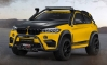 Manhart MHX6 Dirt² Is BMW X6M's Offroad Cousin