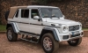 Maybach G650 Landaulet Fetches €1.2 Million in Charity Auction