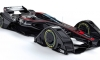 McLaren MP4-X Previews F1 Cars of Tomorrow