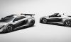 Matching Pair: McLaren MSO R Coupe and Spider