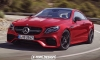 Mercedes-AMG E63 Coupe Emerges in Rendering Form