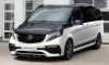 TopCar Mercedes V-Class INFERNO Is a Van for Batman Villains