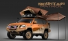 Nissan Armada Mountain Patrol Under Build with Input from Social Media
