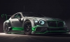 New Bentley Continental GT3 Revealed Based on 2018 Model