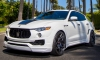 Novitec Maserati Levante Esteso Has a Lot of Pizzazz!