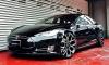 Office-K Tesla Model S Gets Forgiato Wheels