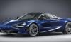 Atlantic Blue McLaren 720S MSO Is All About Luxury