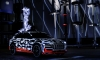 Audi E-Tron Prototype Zapped with Electrical Storm