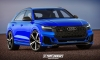 Audi RS Q8 Looks Predictably Awesome