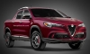 Alfa Romeo Stelvio Rendered as a Pickup Truck!