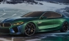 BMW M8 Gran Coupe Revealed in Concept Form