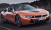 BMW i8 Roadster Comes with Increased Range, Good Looks